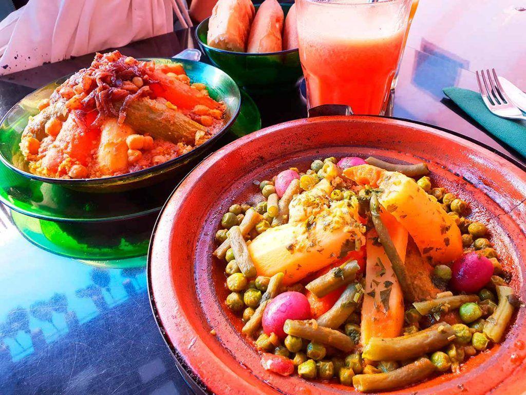 ¿Es Marrakech ciudad para veganos?
