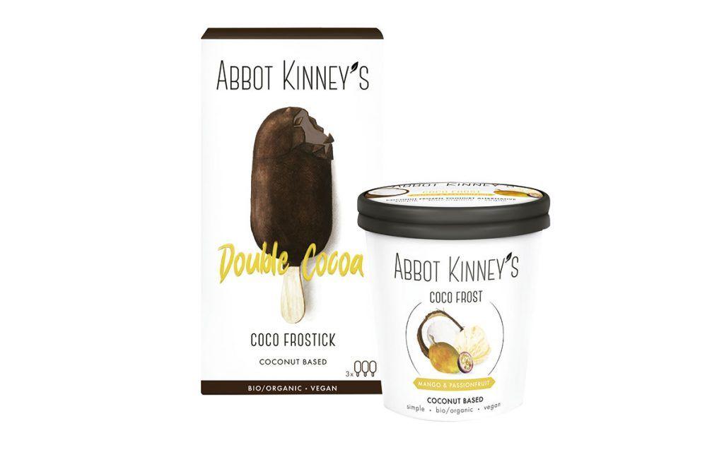 Nuevos helados, de Abbot Kinney's