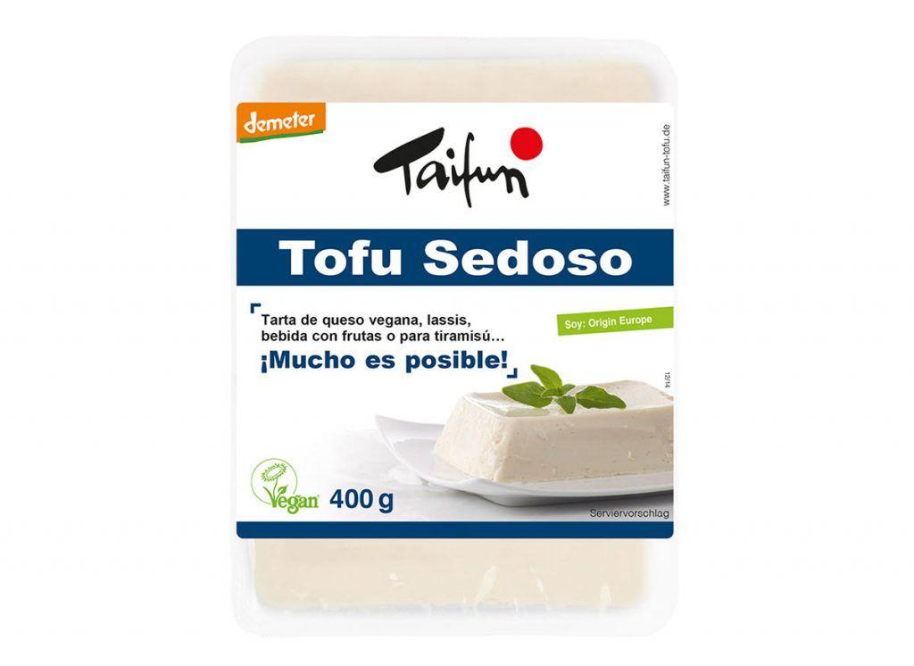 Tofu Sedoso, de Taifun Tofu
