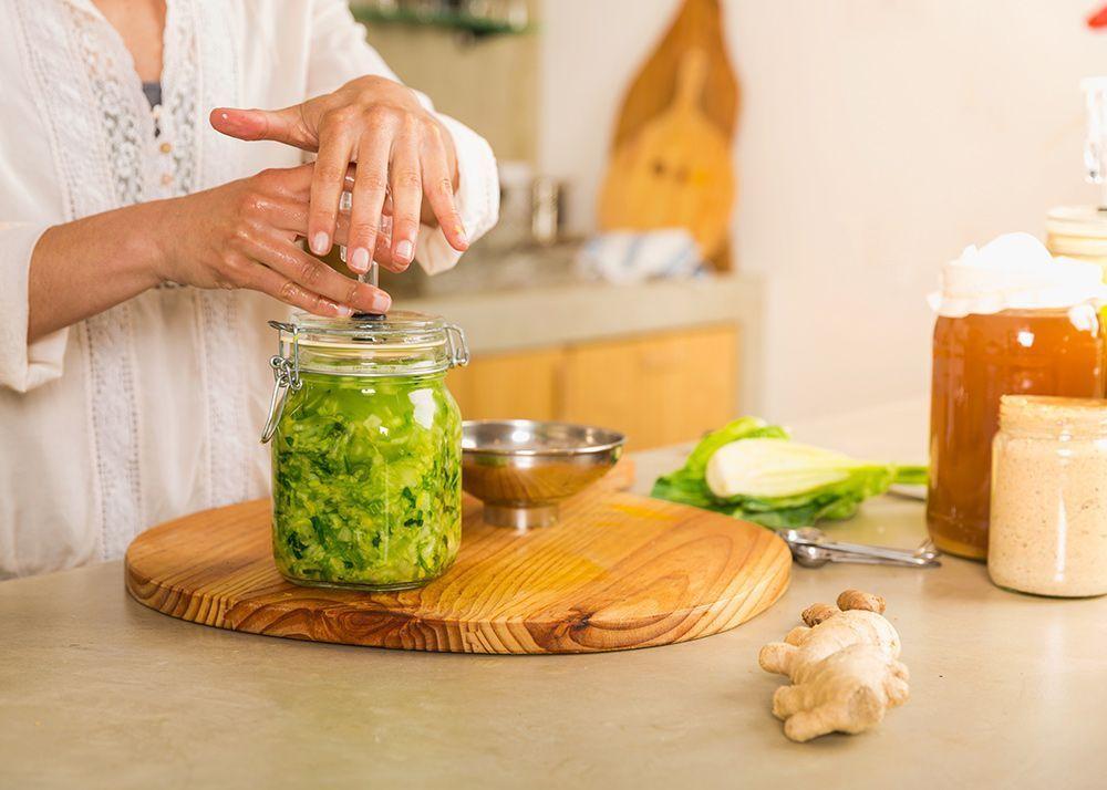 ¿Qué son las verduras fermentadas? ¿Cómo prepararlas?