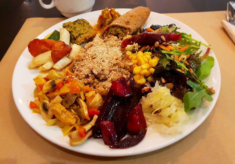 Restaurante 2Y, cocina macrobiótica y vegana para cuidar la salud