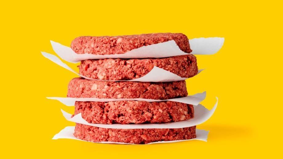 Crecimiento del mercado de la carne y los lácteos veganos