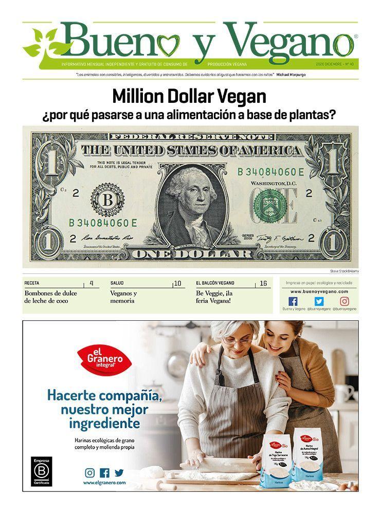 Bueno y Vegano Diciembre 2020