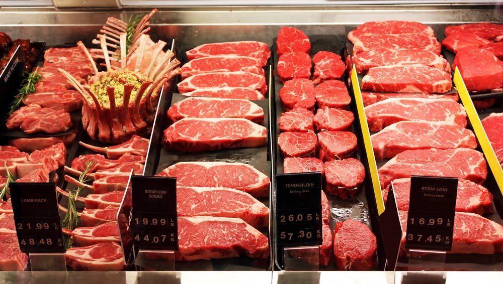 El precio de los productos cárnicos se dispararán un 146%