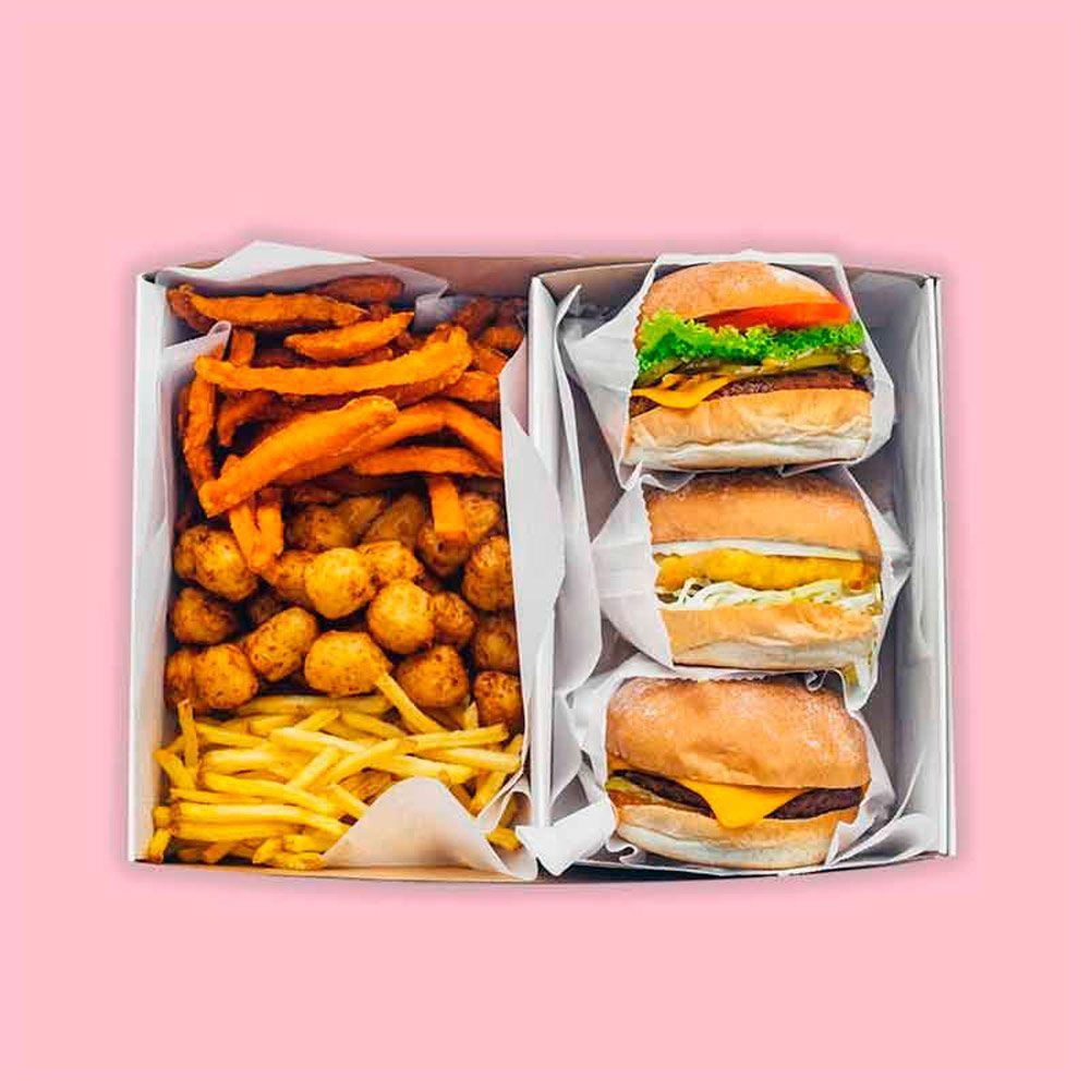 El restaurante Neat Burger, respaldado por Lewis Hamilton, lanza la hamburguesa 'Filet-no-Fish'