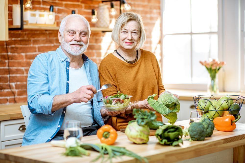 Vejez activa y sana: cómo prepararla y vivirla desde el veganismo