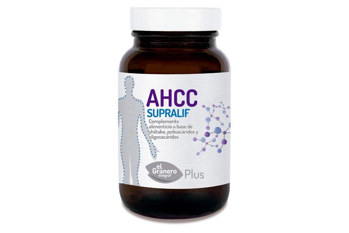 AHCC, de El Granero Integral