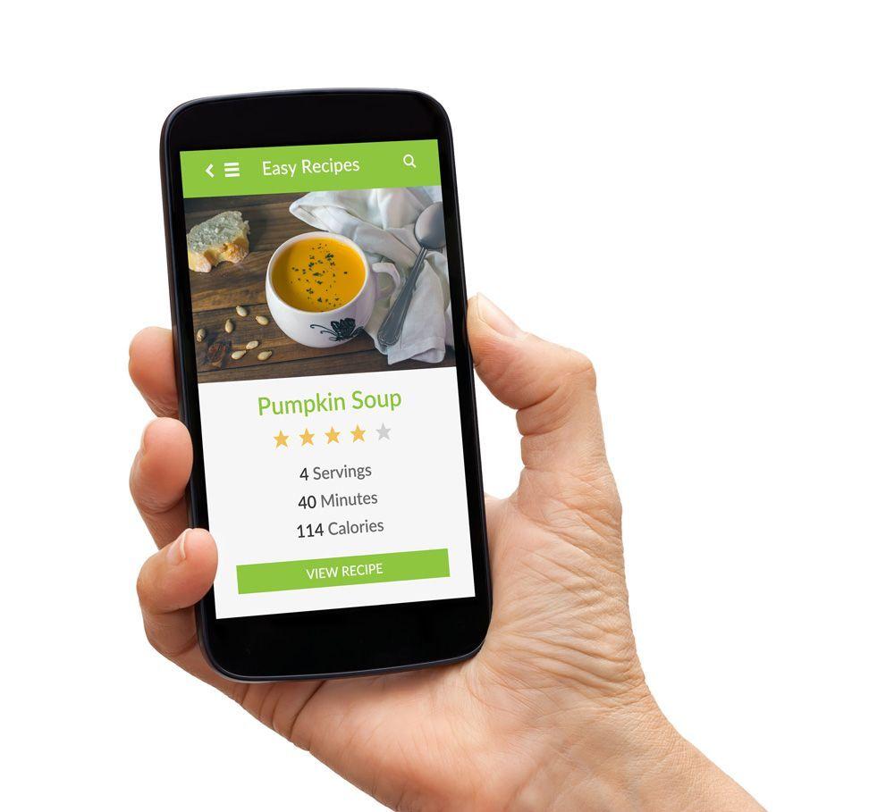 Las mejores apps para veganos