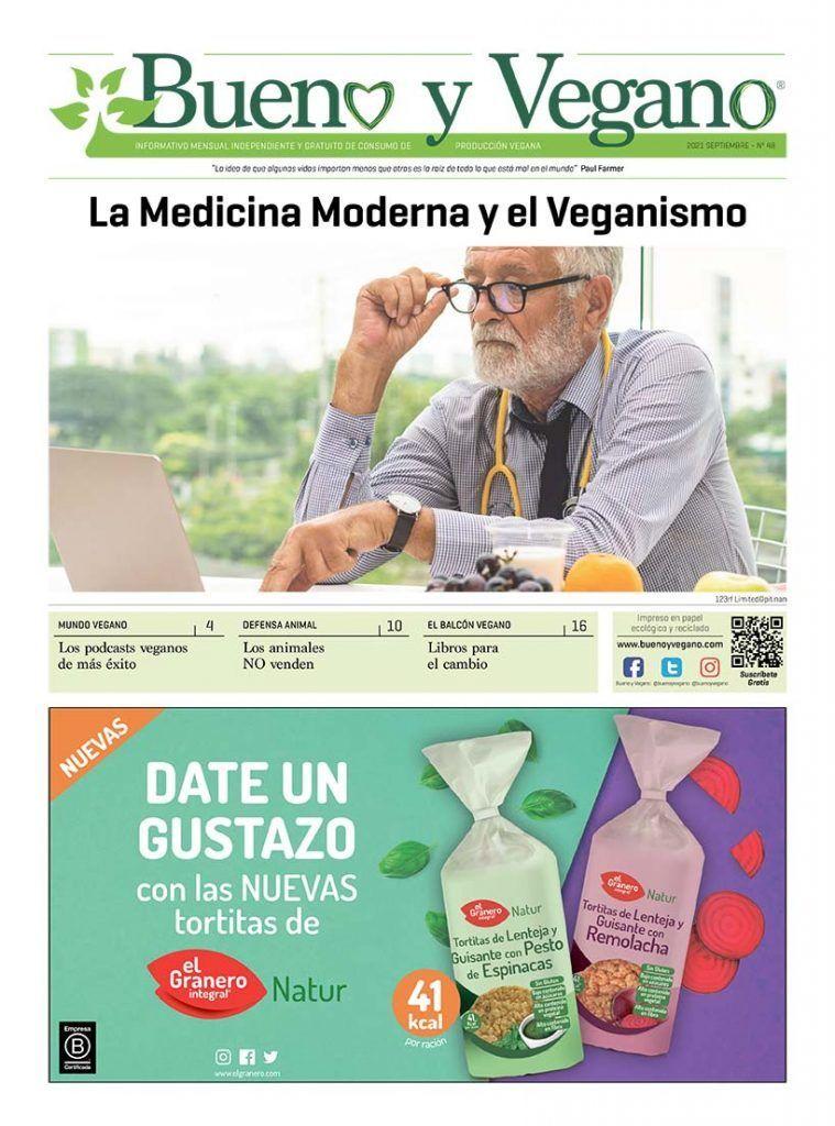 Bueno y Vegano Septiembre 2021