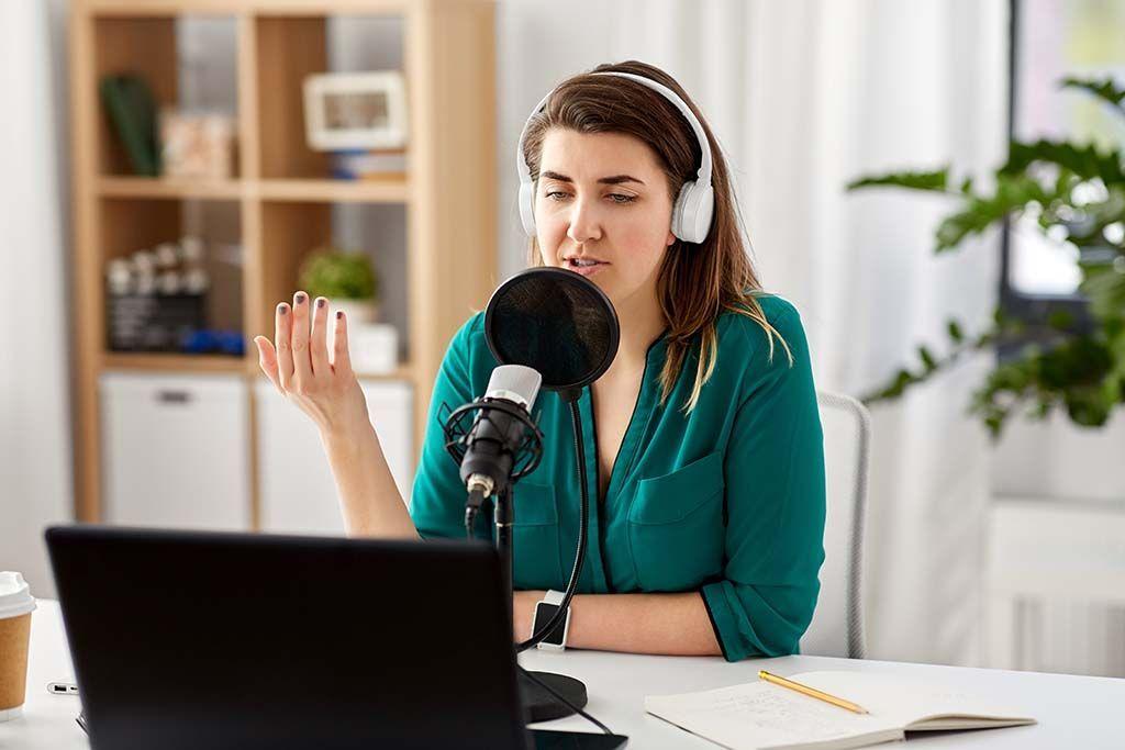 Los podcasts veganos de más éxito