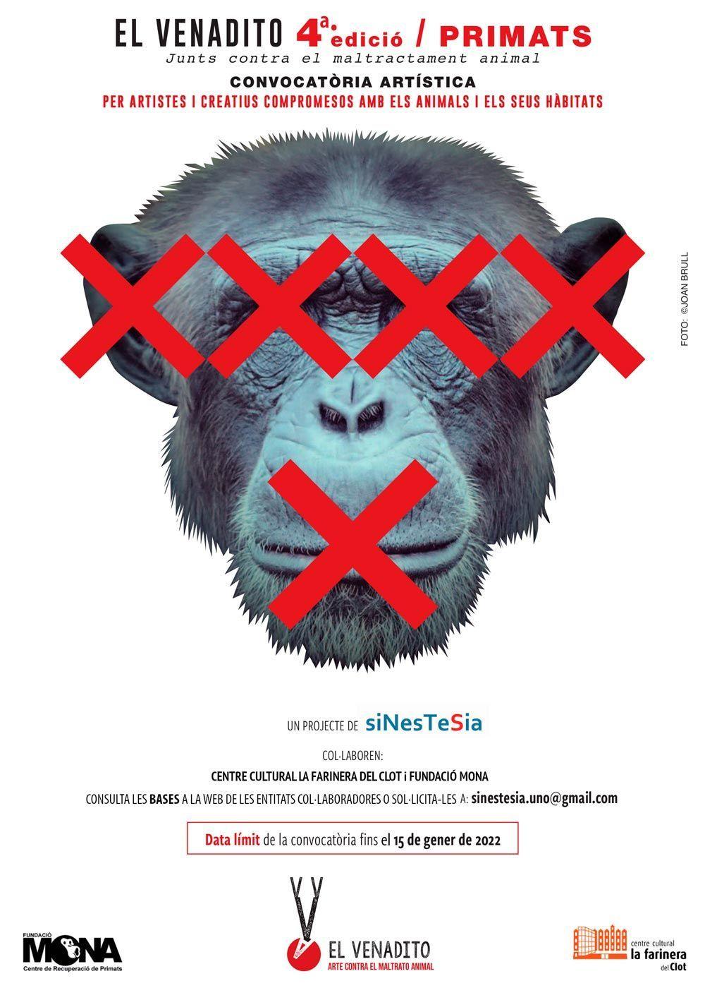 El Venadito: 4ª edición de la muestra de arte contra el maltrato animal